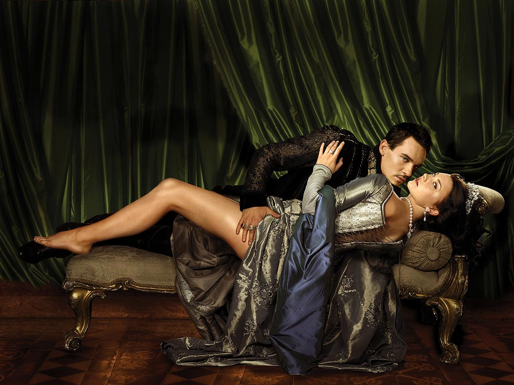 the tudors henry and anne boleyn relationship